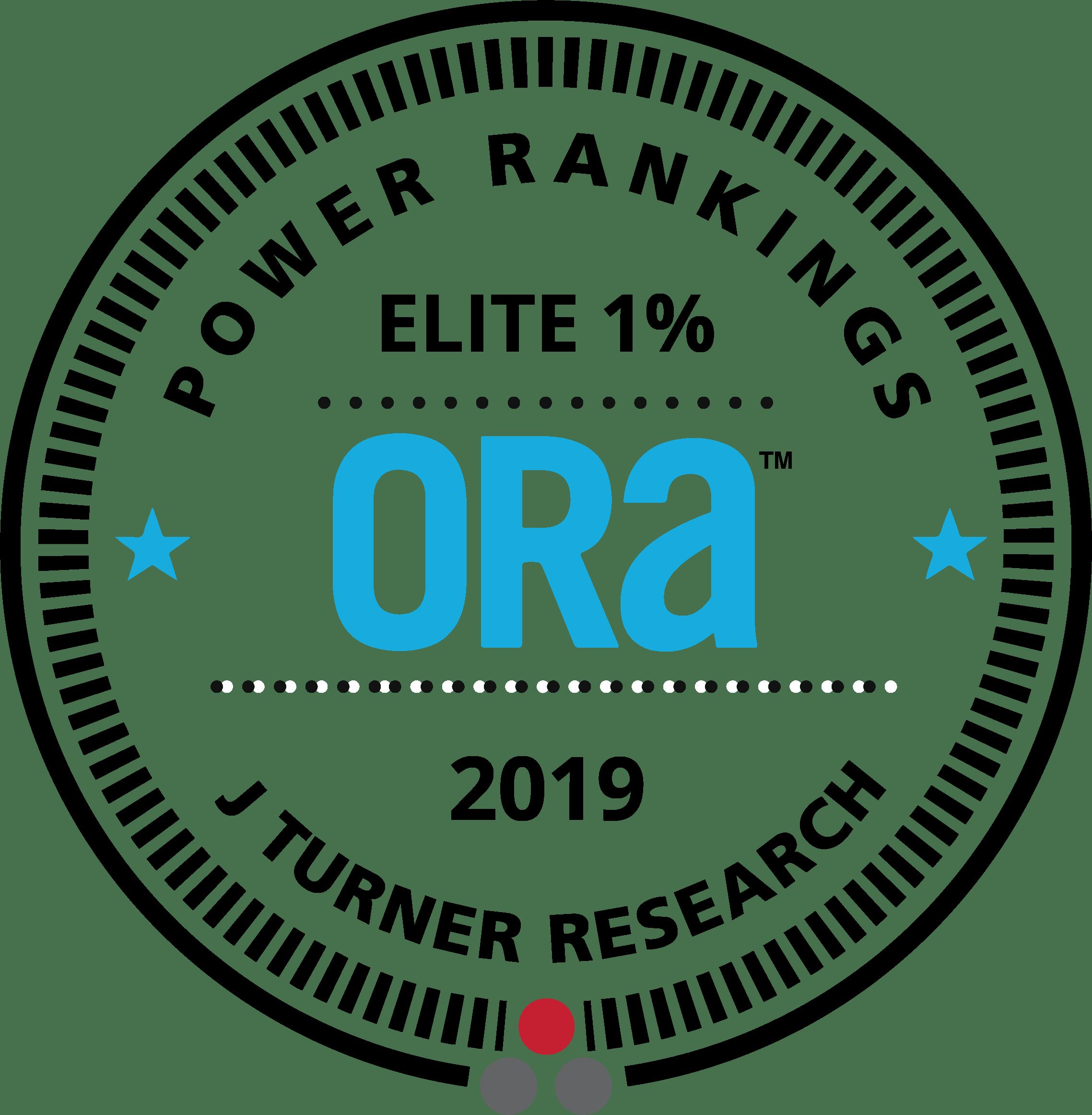 ORA Award Winner